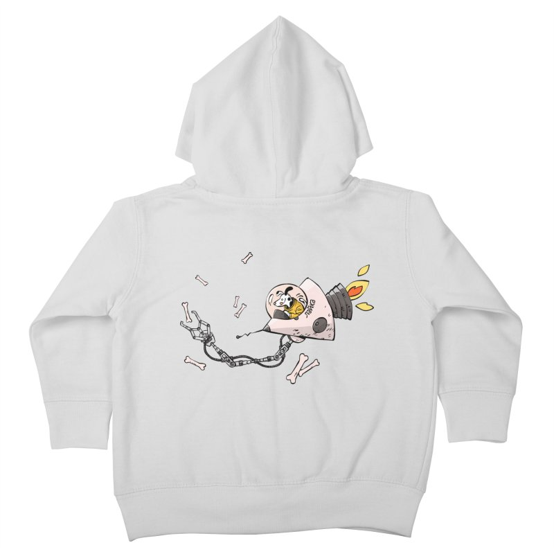 Bone Collector Kids Toddler Zip-Up Hoody by Freehand