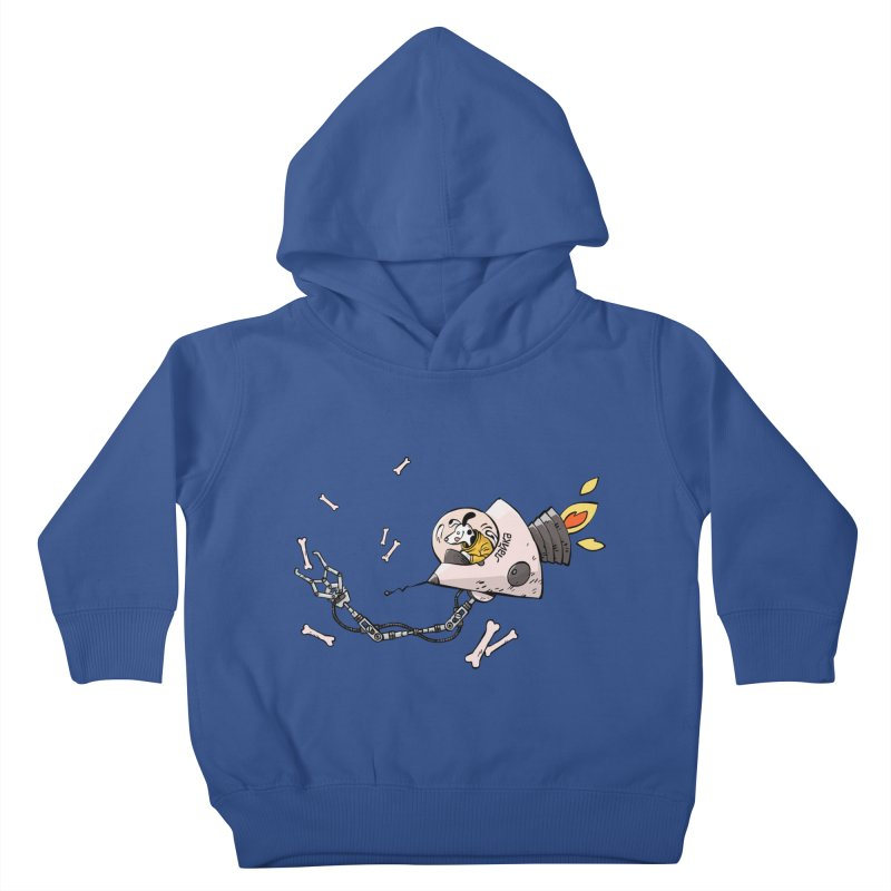 Bone Collector Kids Toddler Pullover Hoody by Freehand
