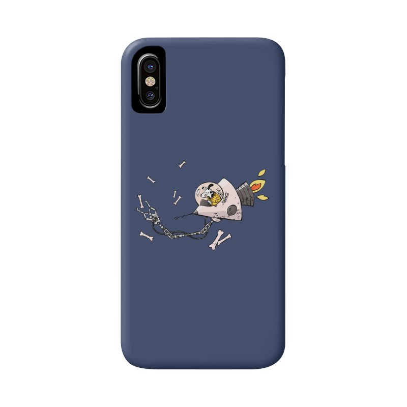 Bone Collector Accessories Phone Case by Freehand