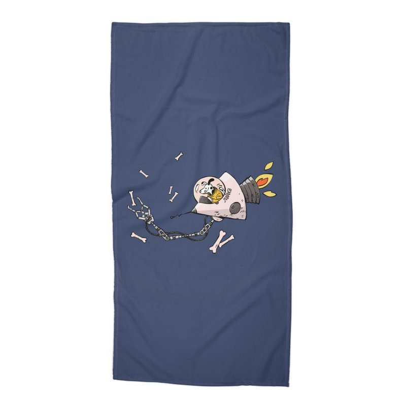 Bone Collector Accessories Beach Towel by Freehand