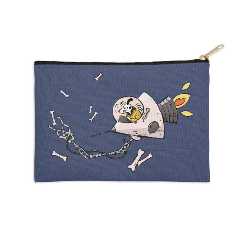 Bone Collector Accessories Zip Pouch by Freehand
