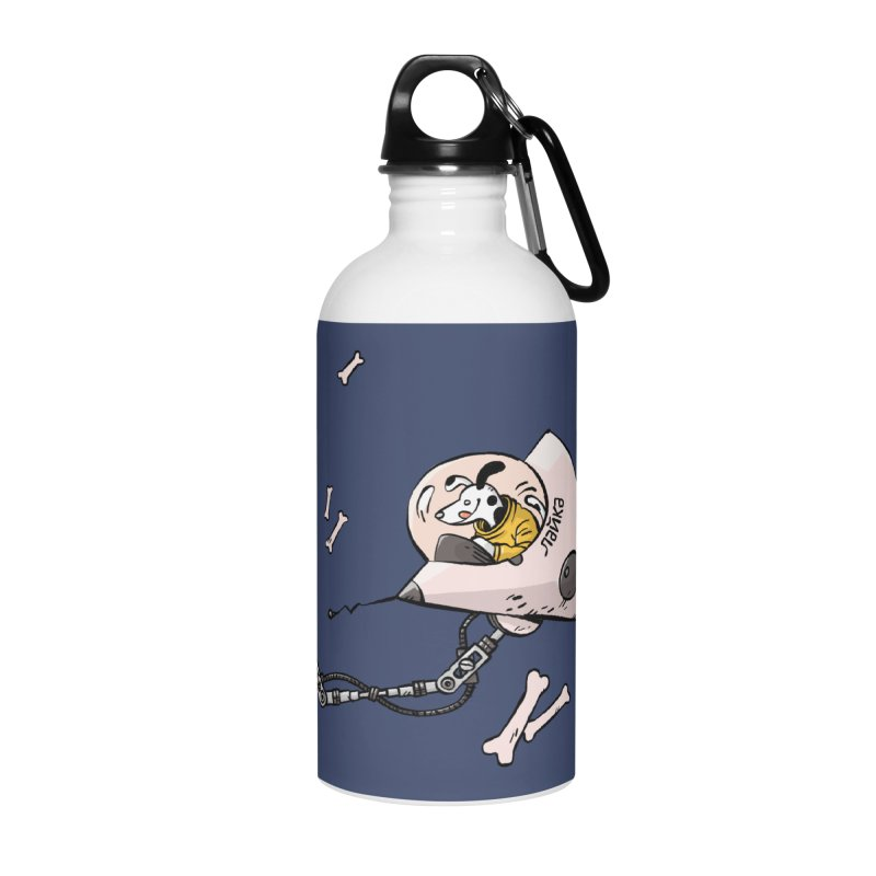 Bone Collector Accessories Water Bottle by Freehand