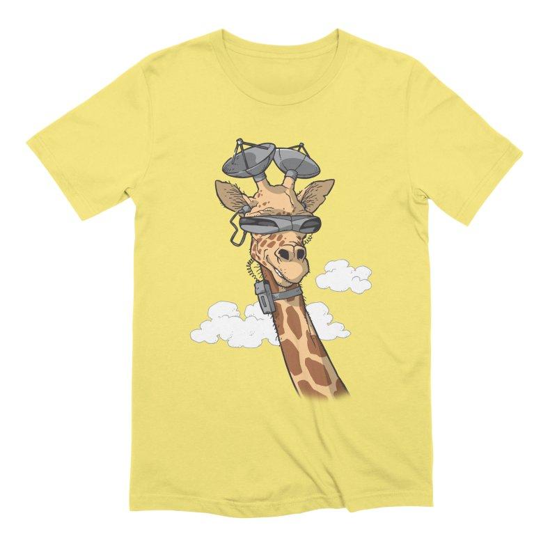 High Tech Animal Men's T-Shirt by Freehand