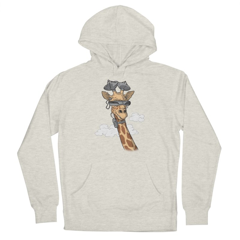 High Tech Animal Men's Pullover Hoody by Freehand