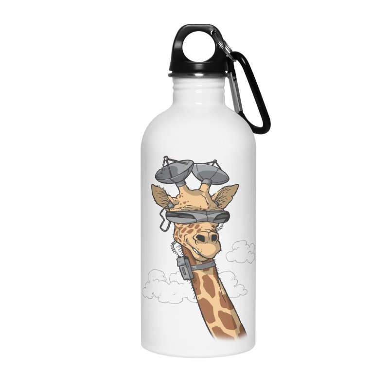 High Tech Animal Accessories Water Bottle by Freehand