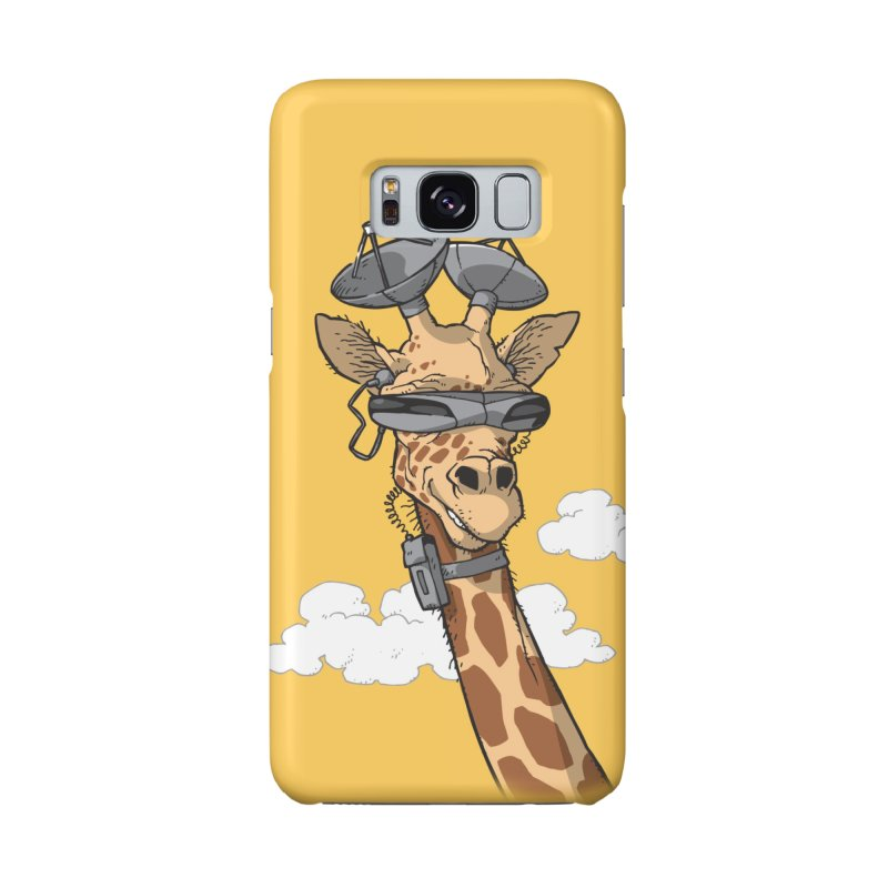 High Tech Animal Accessories Phone Case by Freehand