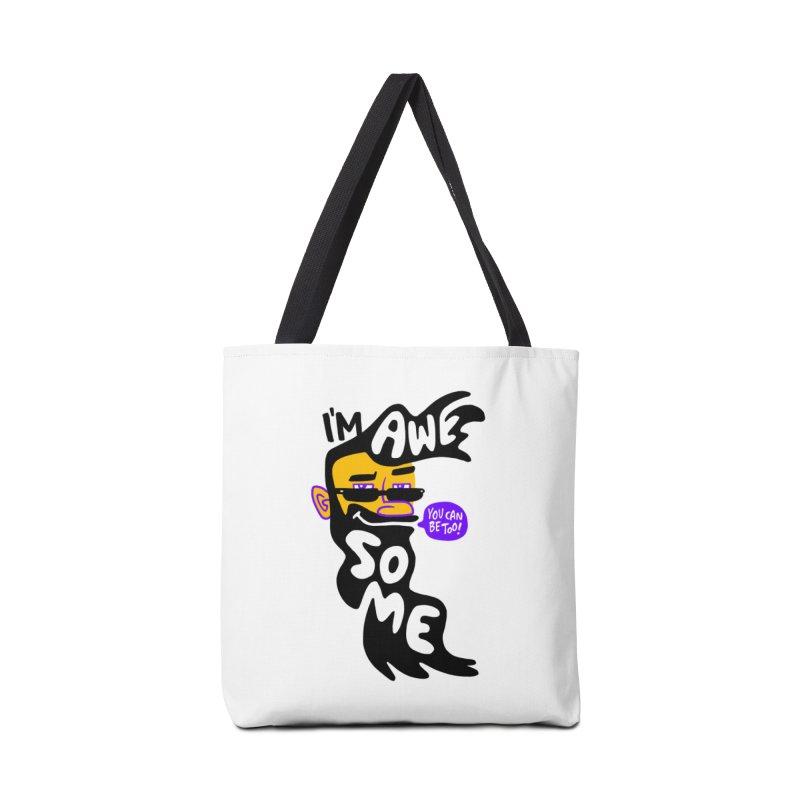 Beard Wisdom Accessories Bag by Freehand