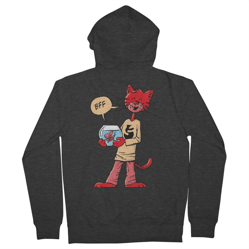 BFF Men's Zip-Up Hoody by Freehand