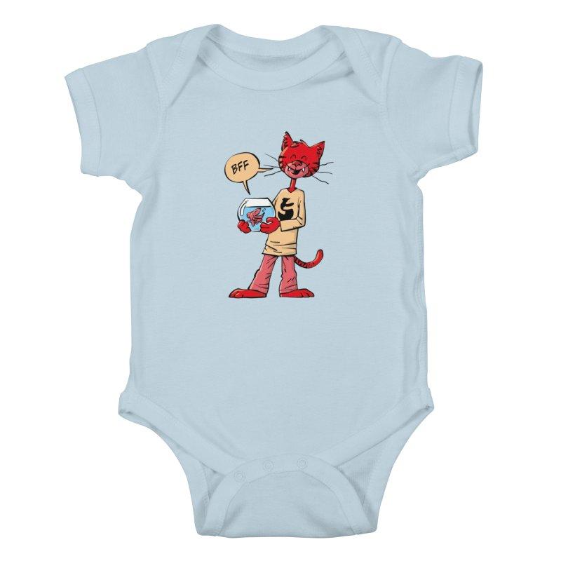 BFF Kids Baby Bodysuit by Freehand