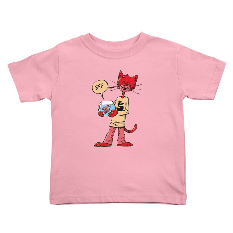 BFF Kids Toddler T-Shirt by Freehand