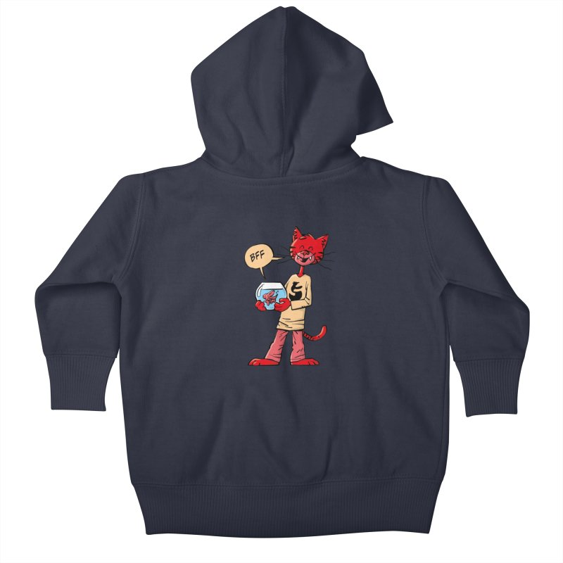 BFF Kids Baby Zip-Up Hoody by Freehand