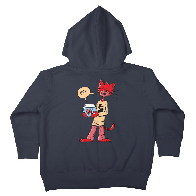 BFF Kids Toddler Zip-Up Hoody by Freehand