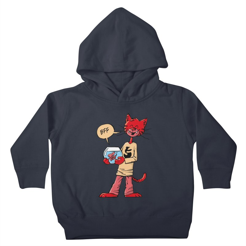 BFF Kids Toddler Pullover Hoody by Freehand