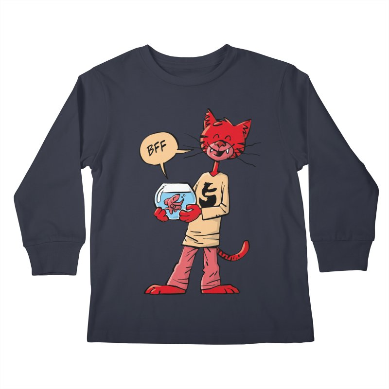 BFF Kids Longsleeve T-Shirt by Freehand