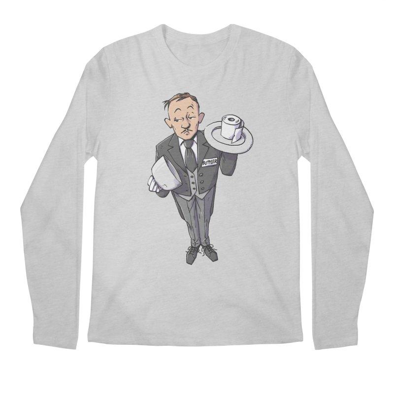 Buttler Men's Regular Longsleeve T-Shirt by Freehand