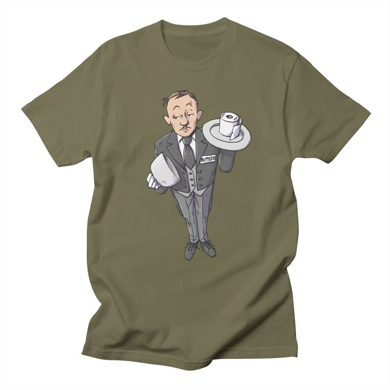 Buttler Men's T-Shirt by Freehand