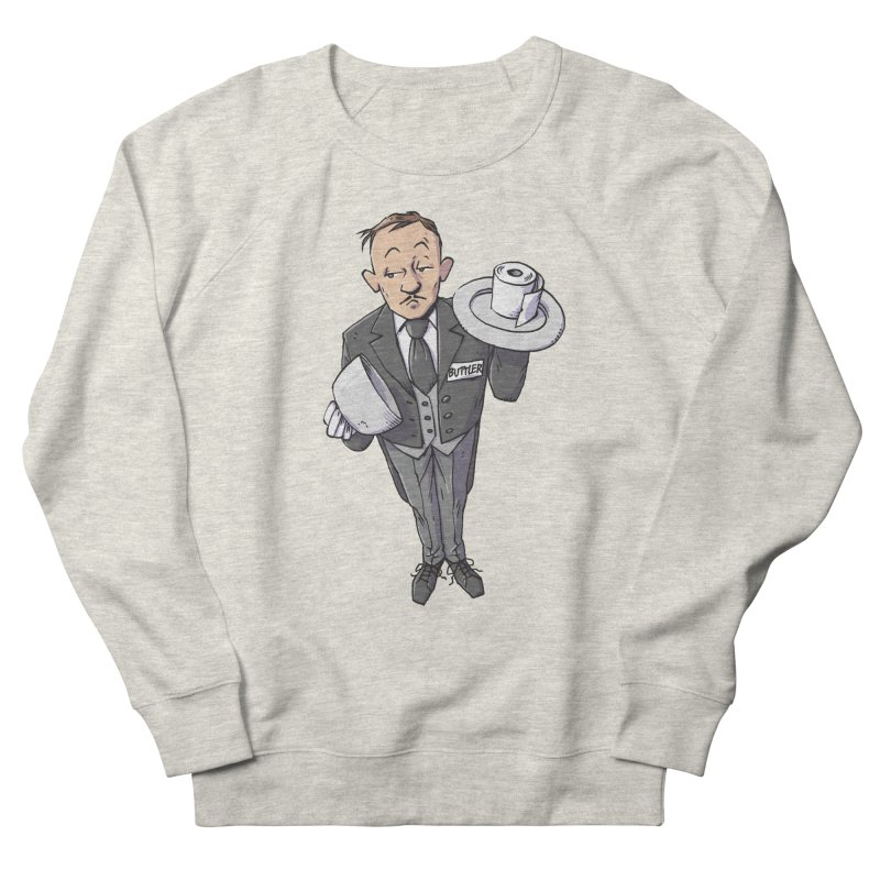 Buttler Men's French Terry Sweatshirt by Freehand