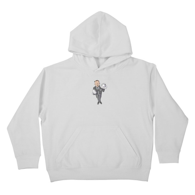 Buttler Kids Pullover Hoody by Freehand