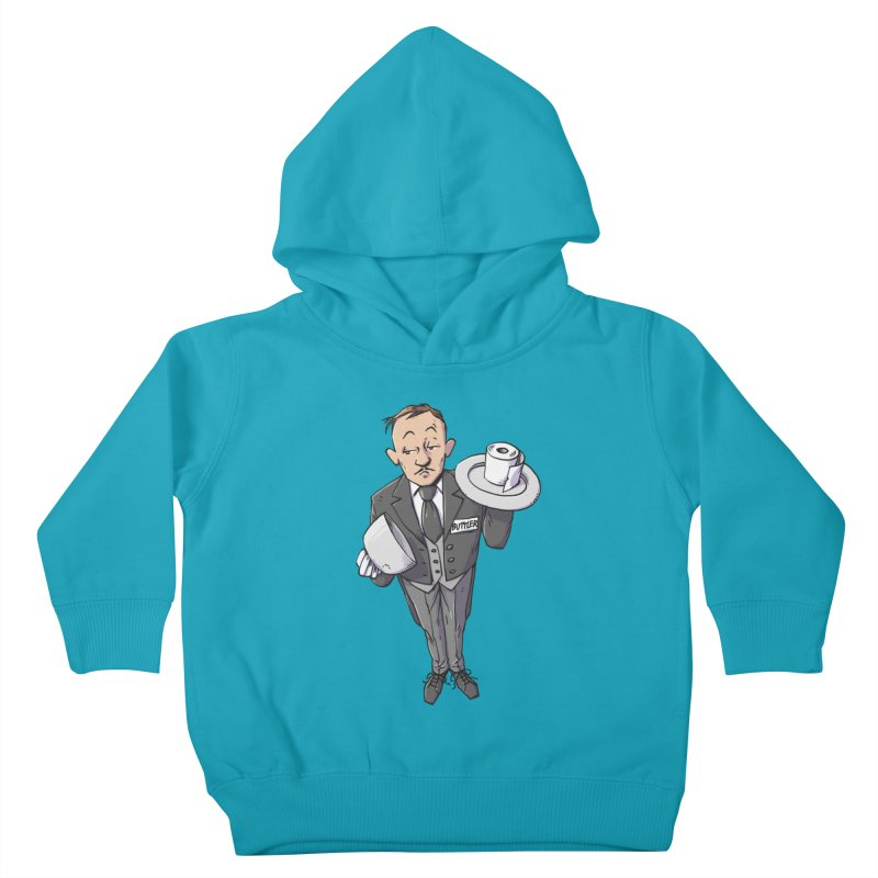 Buttler Kids Toddler Pullover Hoody by Freehand