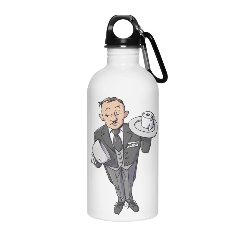 Buttler Accessories Water Bottle by Freehand