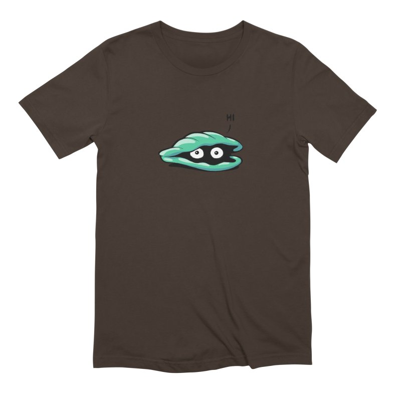 Friendly Introvert Men's Extra Soft T-Shirt by Freehand