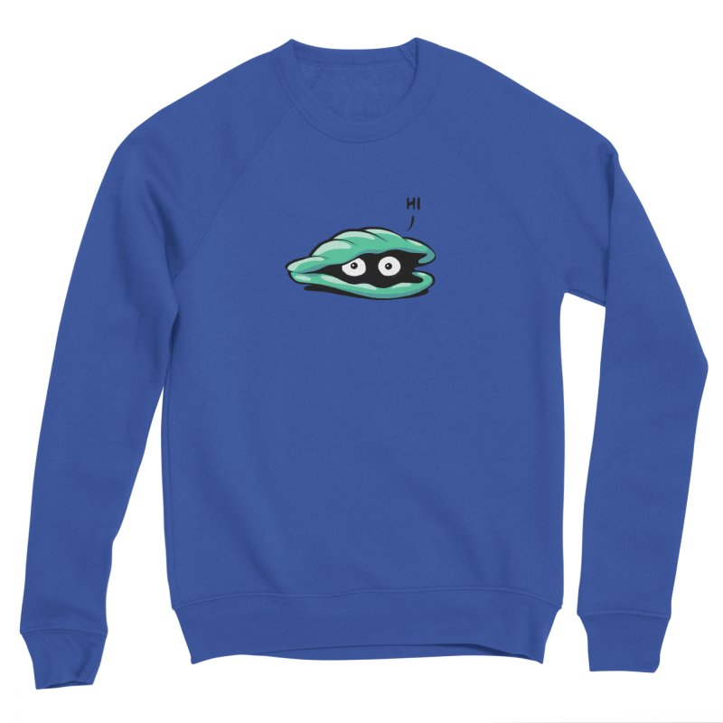 Friendly Introvert Men's Sweatshirt by Freehand
