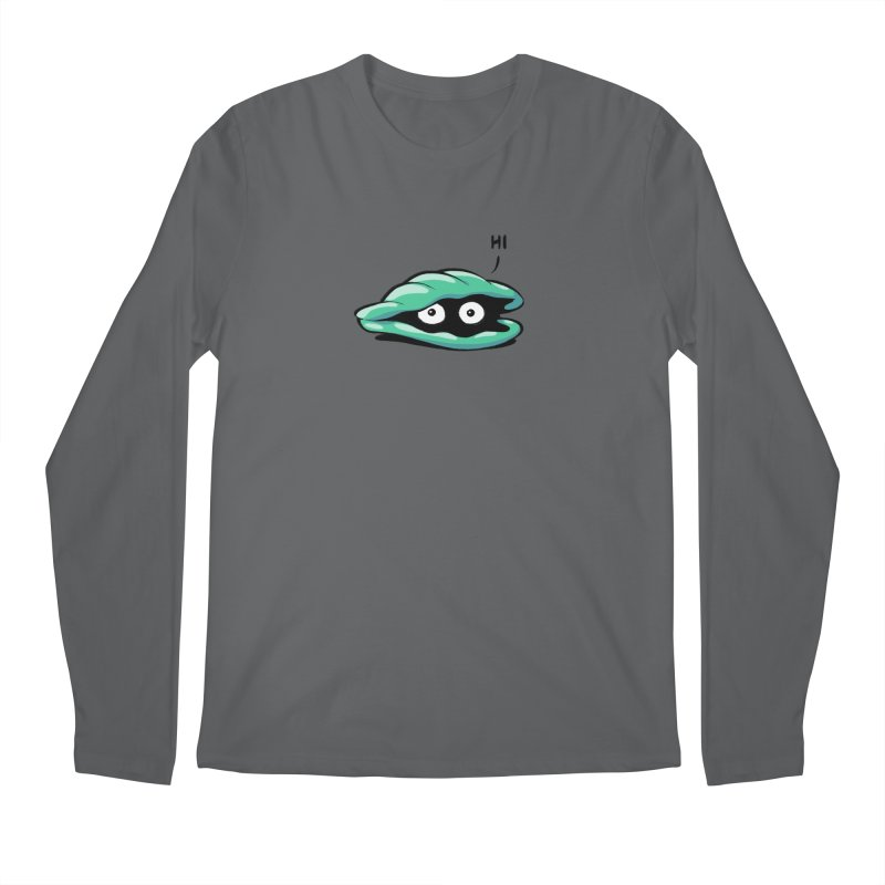 Friendly Introvert Men's Longsleeve T-Shirt by Freehand
