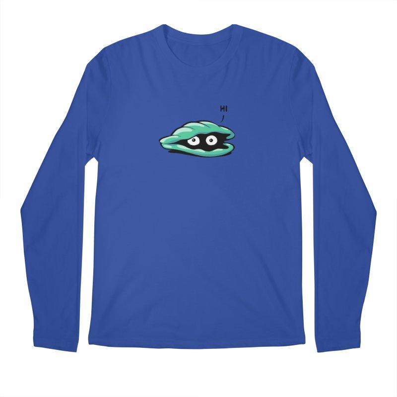 Friendly Introvert Men's Regular Longsleeve T-Shirt by Freehand