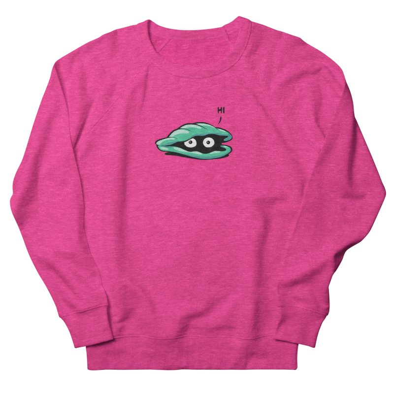 Friendly Introvert Women's French Terry Sweatshirt by Freehand