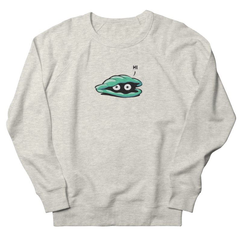 Friendly Introvert Men's French Terry Sweatshirt by Freehand