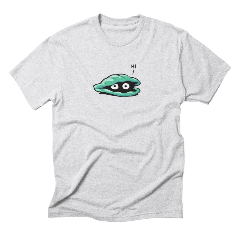 Friendly Introvert Men's Triblend T-Shirt by Freehand