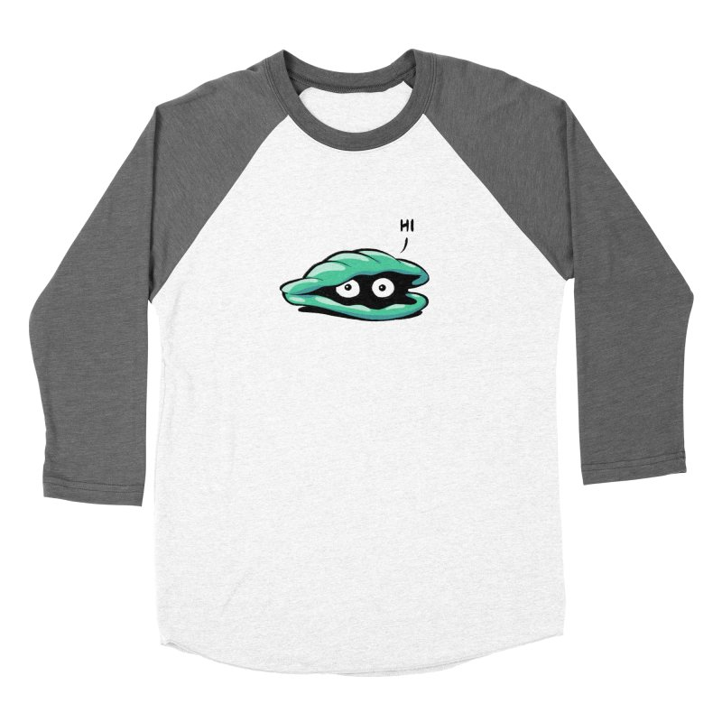 Friendly Introvert Men's Baseball Triblend Longsleeve T-Shirt by Freehand