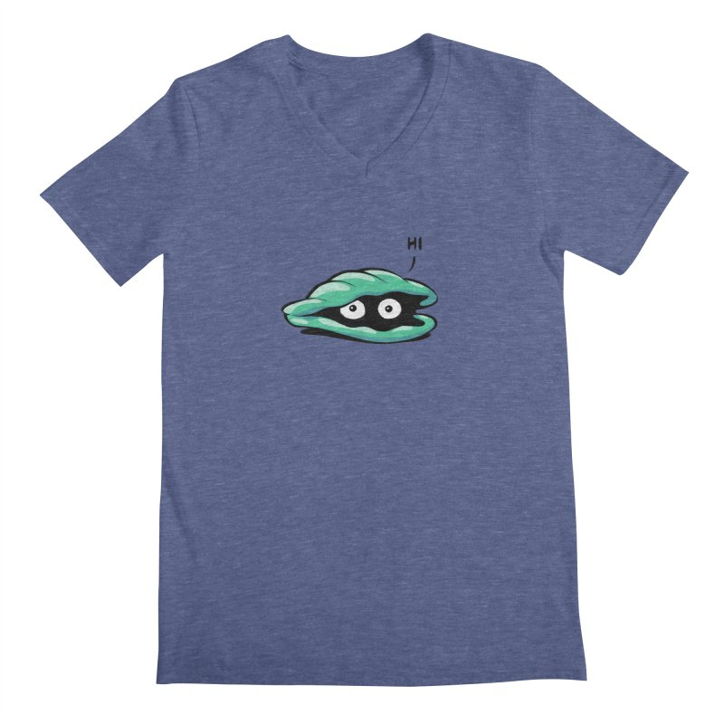Friendly Introvert Men's V-Neck by Freehand