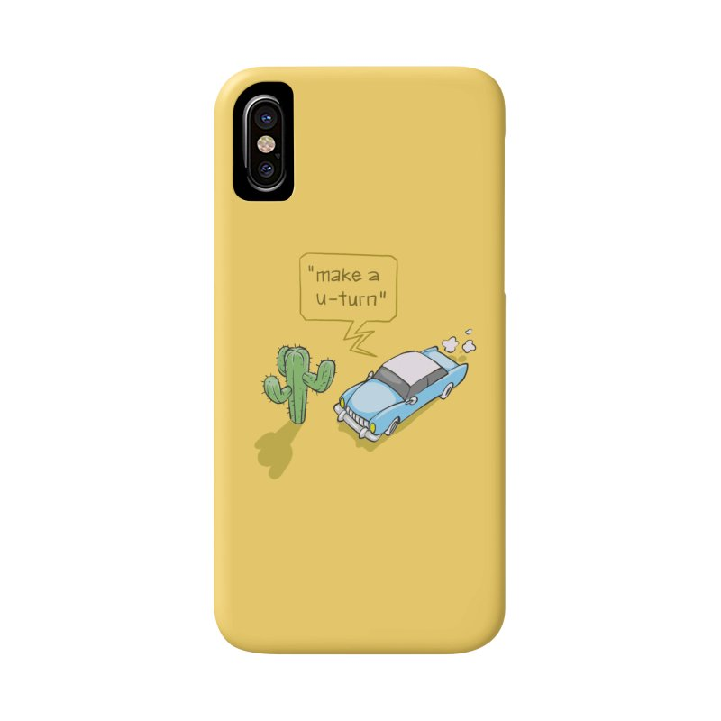 Point Of Return Accessories Phone Case by Freehand