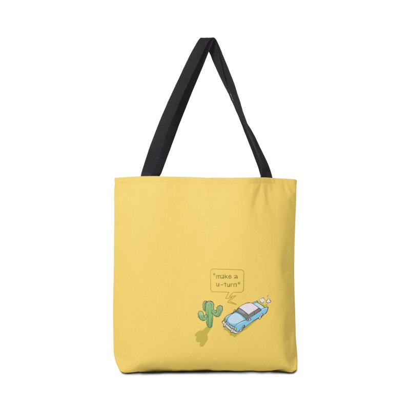 Point Of Return Accessories Tote Bag Bag by Freehand