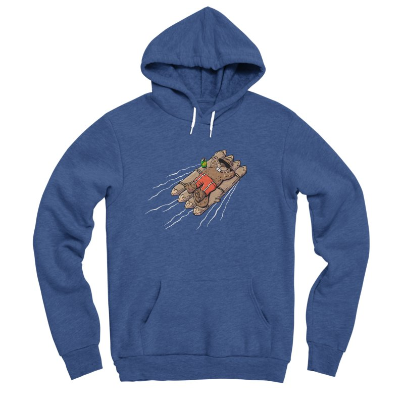 Beavacation Men's Pullover Hoody by Freehand