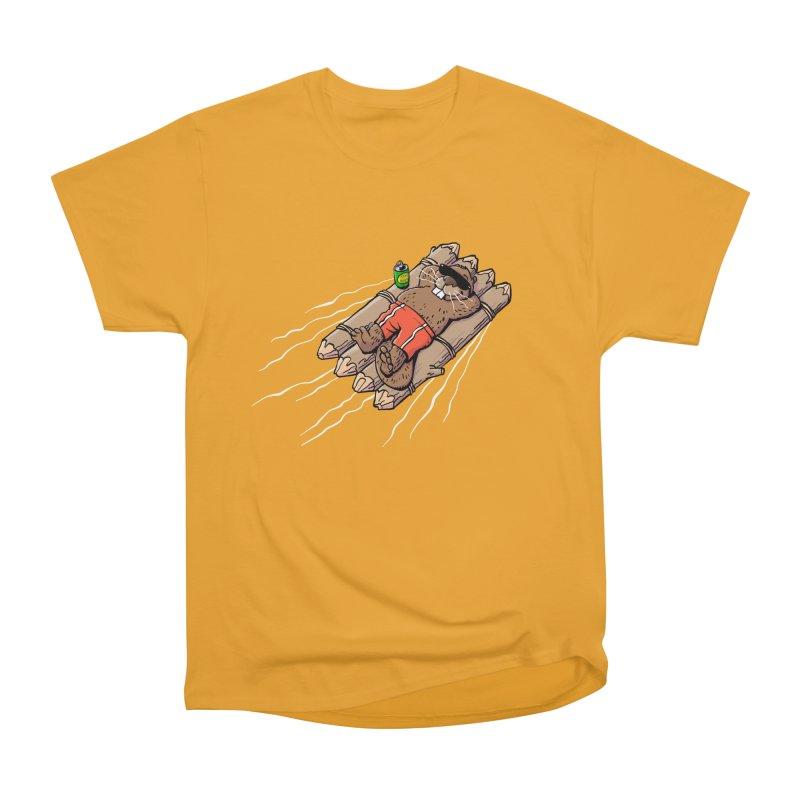Beavacation Women's Heavyweight Unisex T-Shirt by Freehand