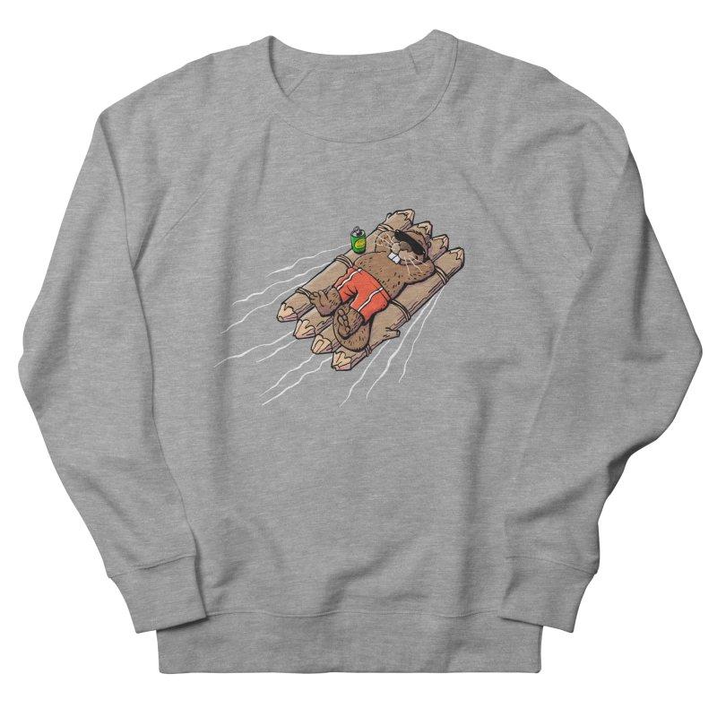 Beavacation Men's Sweatshirt by Freehand