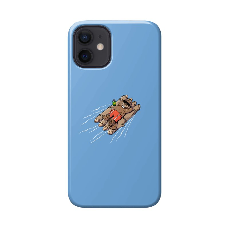 Beavacation Accessories Phone Case by Freehand