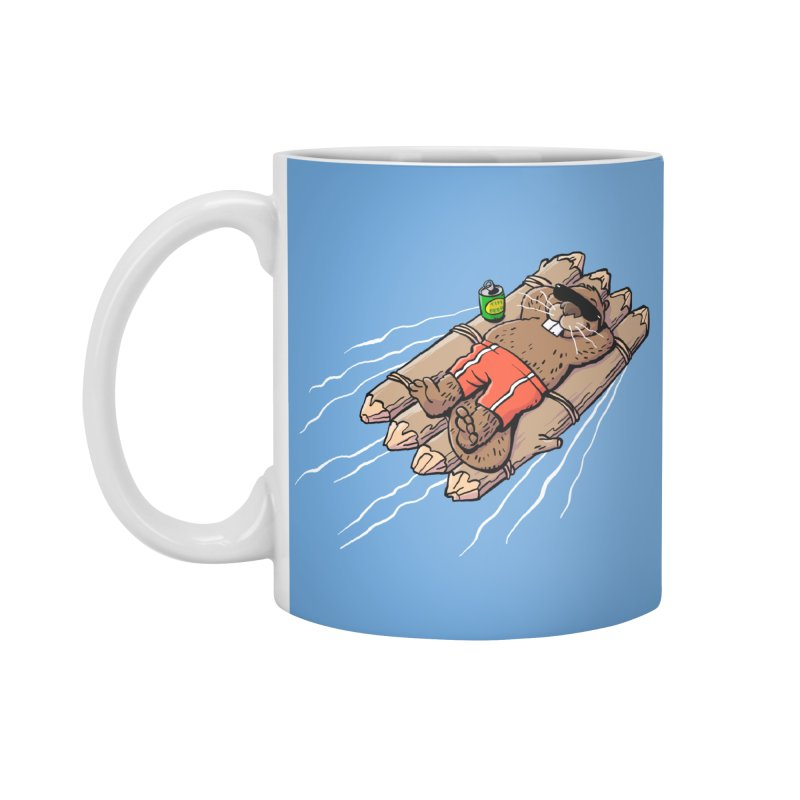 Beavacation Accessories Mug by Freehand