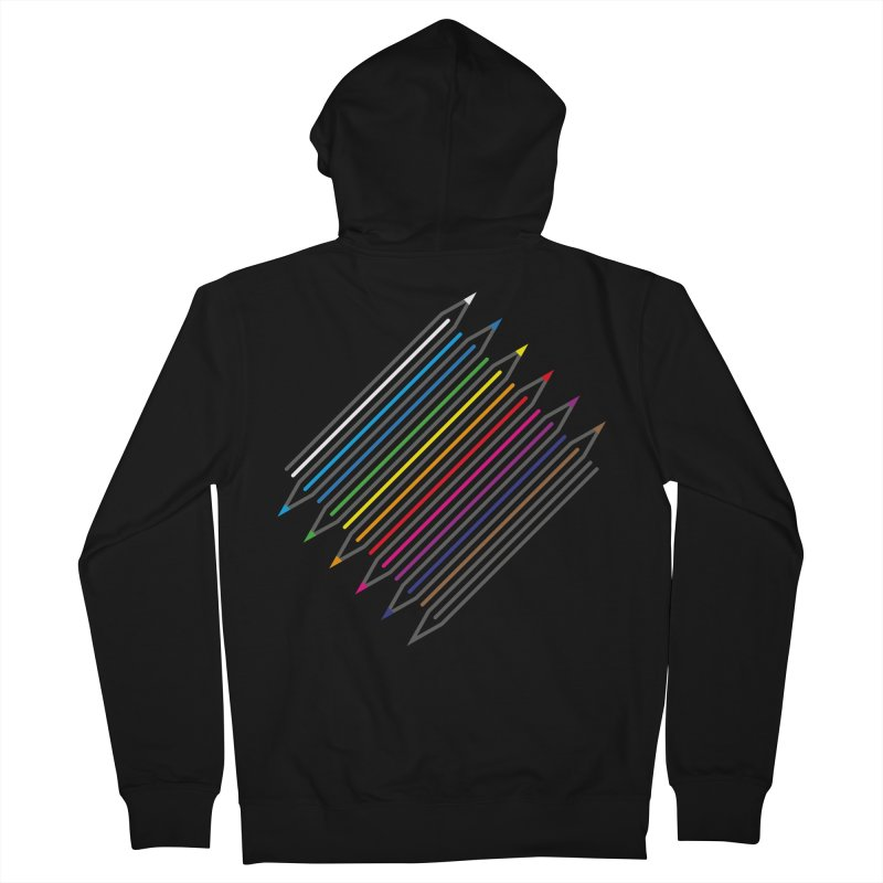 Pencil Collection Men's Zip-Up Hoody by Freehand