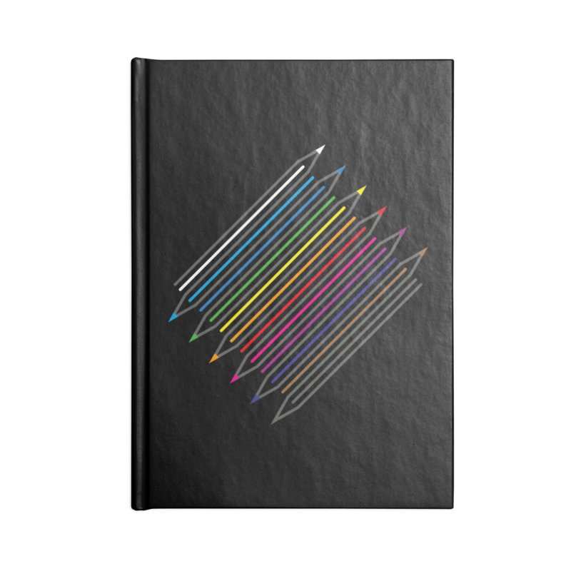 Pencil Collection Accessories Notebook by Freehand