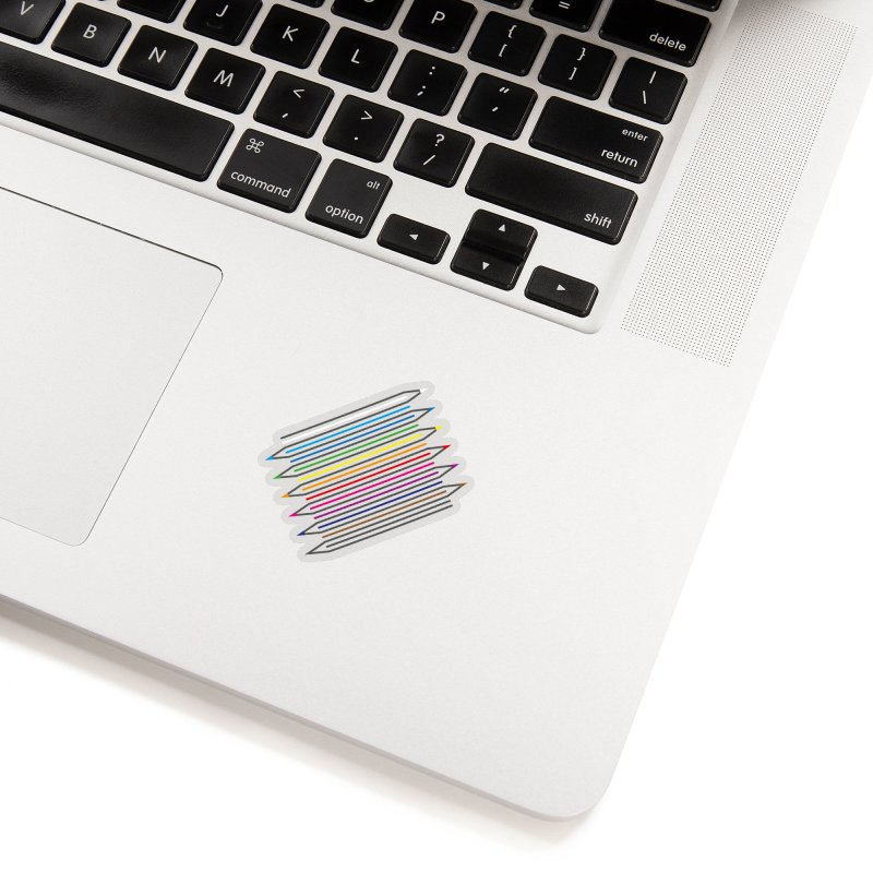 Pencil Collection Accessories Sticker by Freehand