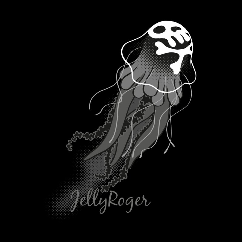 Jelly Roger Men's Tank by Freehand