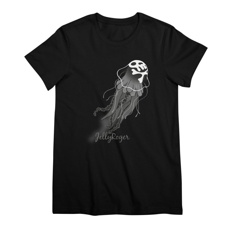 Jelly Roger Women's T-Shirt by Freehand