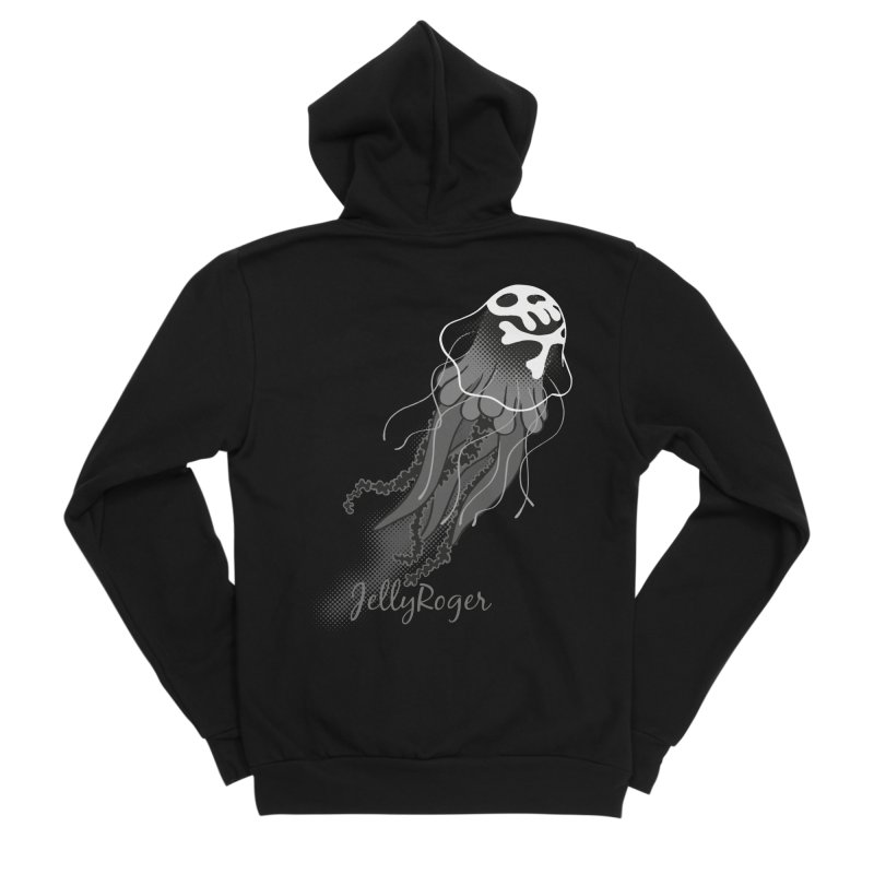 Jelly Roger Women's Zip-Up Hoody by Freehand