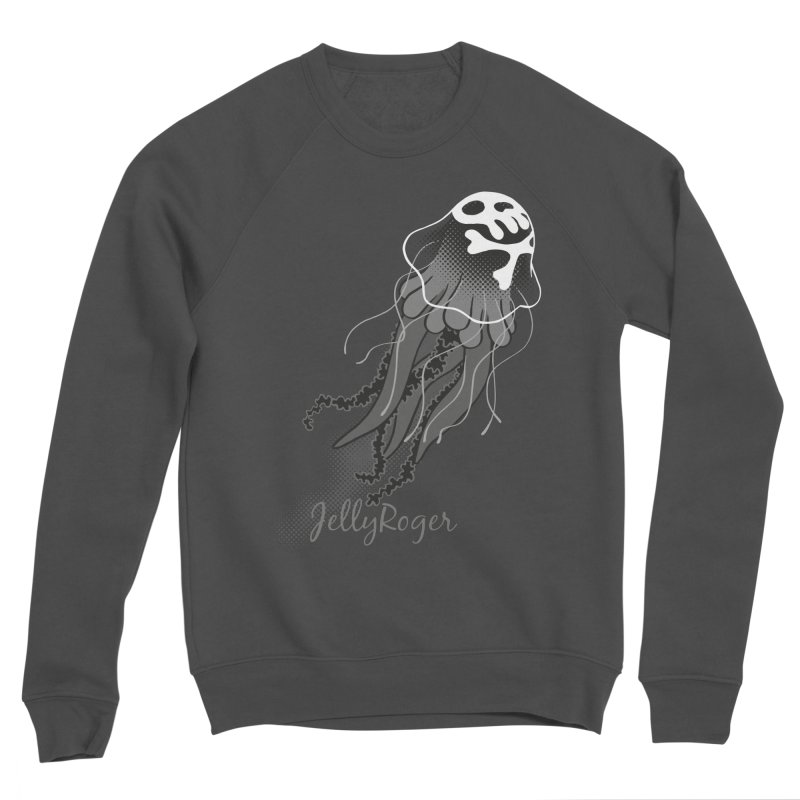 Jelly Roger Women's Sponge Fleece Sweatshirt by Freehand