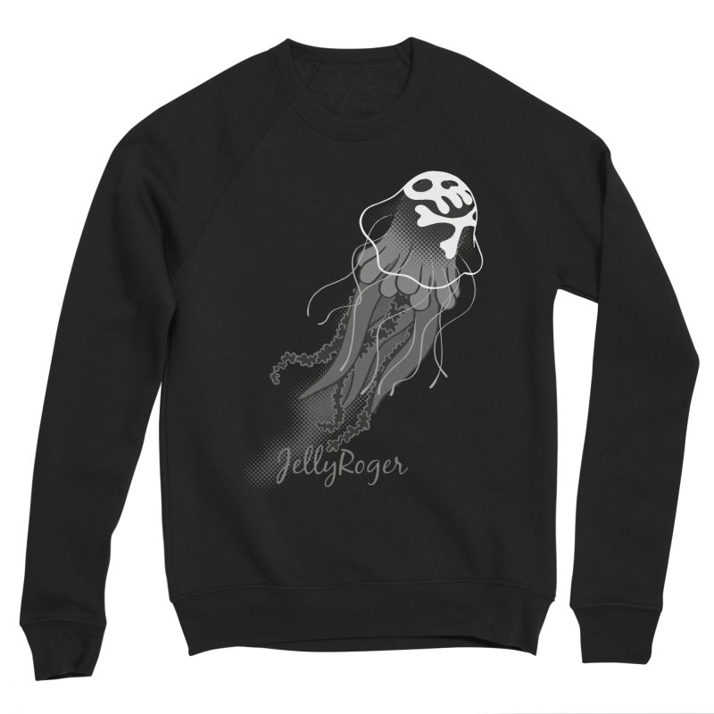 Jelly Roger Men's Sponge Fleece Sweatshirt by Freehand