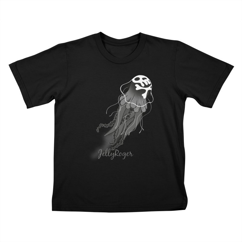 Jelly Roger Kids T-Shirt by Freehand