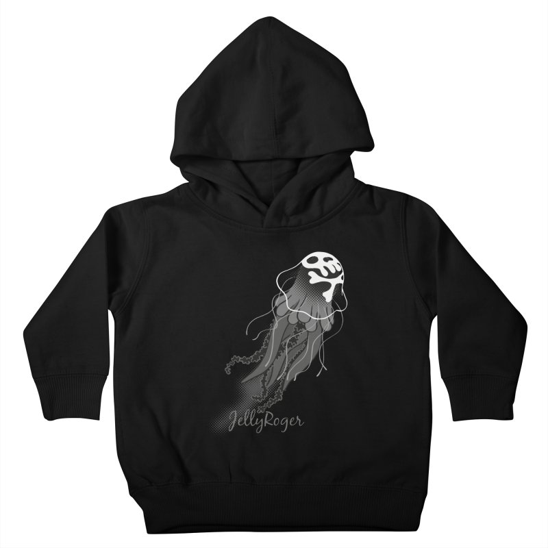 Jelly Roger Kids Toddler Pullover Hoody by Freehand